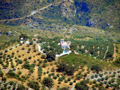 7 bedroom Country house for sale in Almunecar
