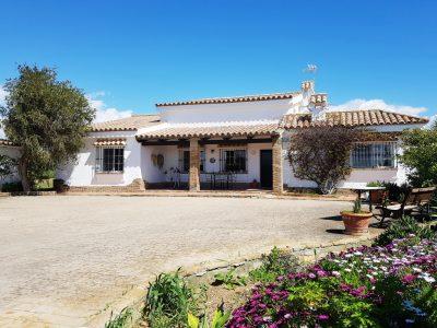 4 soverom Finca til salgs i Chiclana De La Frontera