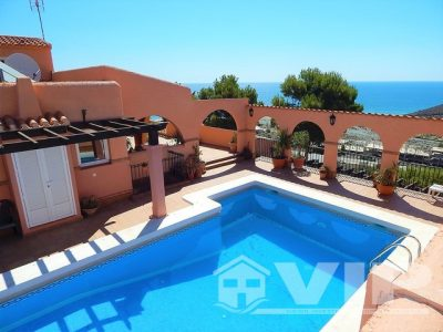 5 bedroom Villa for sale in Mojacar