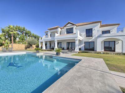 5 soverom Villa til salgs i Cancelada