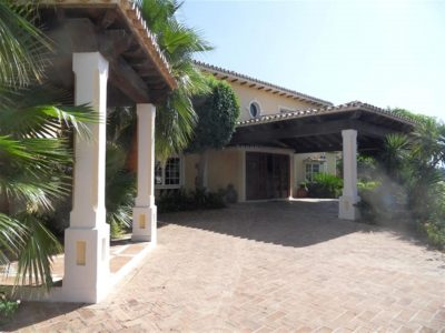 8 soverom Villa til salgs i Marbella