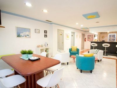 Enjoy the andalusian style of life in this fully furnished, fantastically situated hostel. It alread,Spain