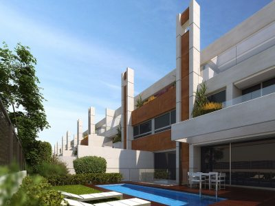 4 bedroom Terraced house for sale in Madrid