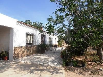 4 bedroom Country house for sale in Huercal-Overa