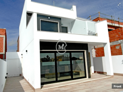 3 MH Huvila myytävänä San Pedro Del Pinatar