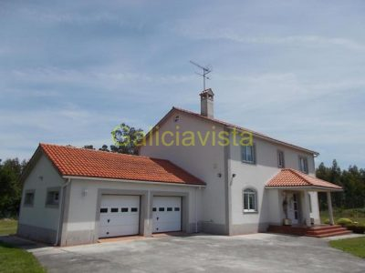 4 bedroom Country house for sale in Betanzos