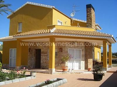 4 bedroom Villa for sale in Huercal-Overa