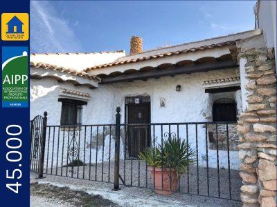 2 MH Luola-asunto myytävänä Huescar