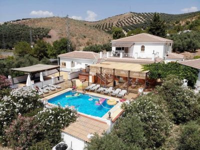 Spain property for sale in Andalucia, Iznajar