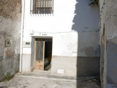 4 bedroom Village house for sale in Tiscar Don Pedro