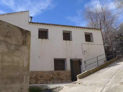 5 bedroom Country house for sale in Tiscar Don Pedro