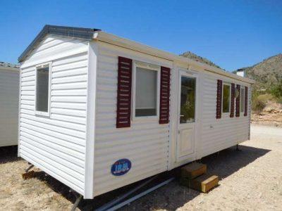 2 habitacions Casa mòbil per vendre en Barinas