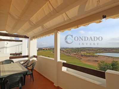 2 bedroom Apartment for sale in Condado de Alhama Golf Resort