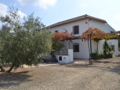 5 bedroom Country house for sale in Iznajar