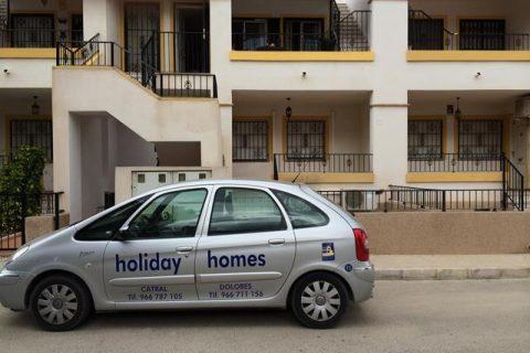 2 habitacions Apartament per llogar en La Campaneta