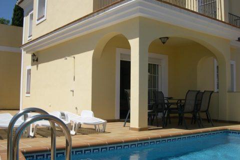3 bedroom Villa to rent in Nerja