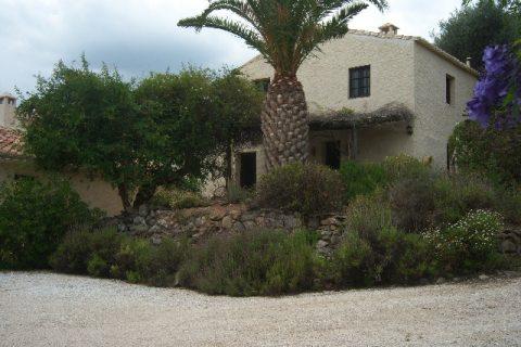 5 habitaciones Casa de campo en venta en Riogordo