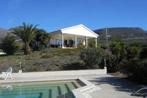 3 slaapkamers Villa te koop in Alcaucin