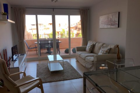 2 habitacions Apartament per llogar en Mar Menor Golf Resort