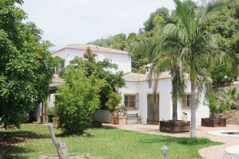 4 habitacions Masia per vendre en Canillas De Albaida