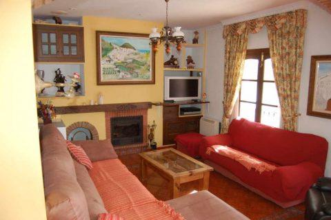 3 habitacions Casa en ciutat per llogar en Frigiliana