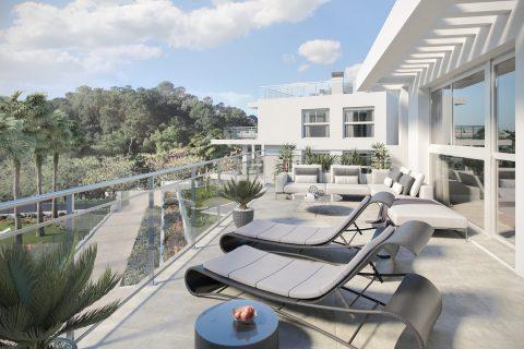 3 habitacions Àtic per vendre en Benahavis