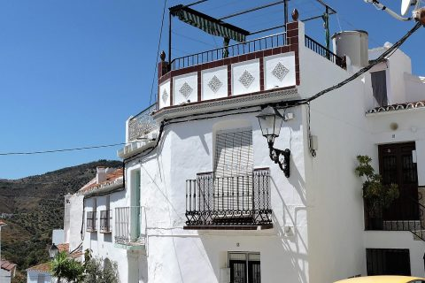 3 спальни Таунхаус купить во Canillas De Albaida