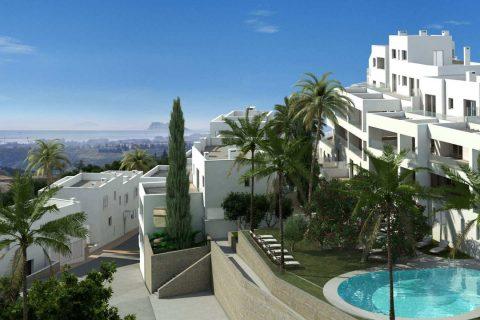 4 habitacions Apartament per vendre en Los Monteros