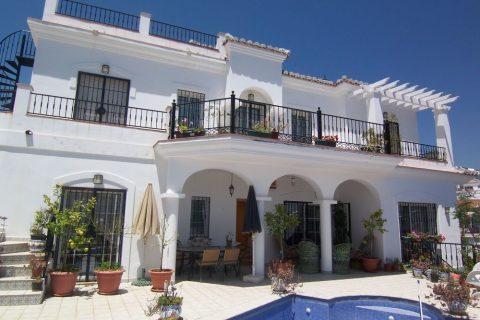 5 habitacions Masia per vendre en Frigiliana