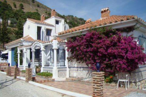 4 bedroom Country house for sale in Competa