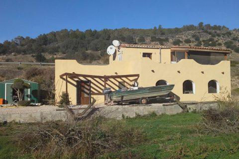 3 спальни Дача купить во Benifallet