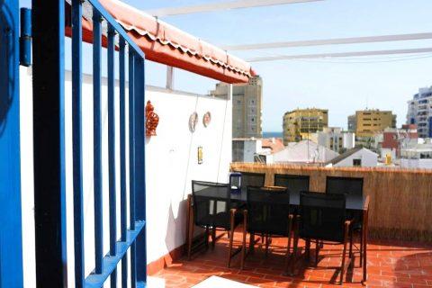 3 habitacions Àtic per vendre en Marbella