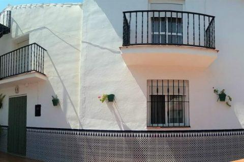 6 sovrum Radhus till salu i Vinuela