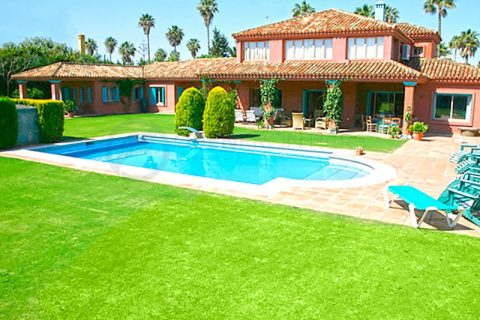 6 bedroom Villa for sale in Sotogrande