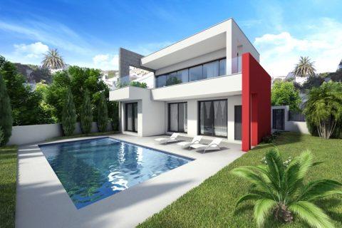3 sovrum Villa till salu i Casares