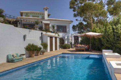 6 sovrum Hus på landet till salu i Alhaurin El Grande