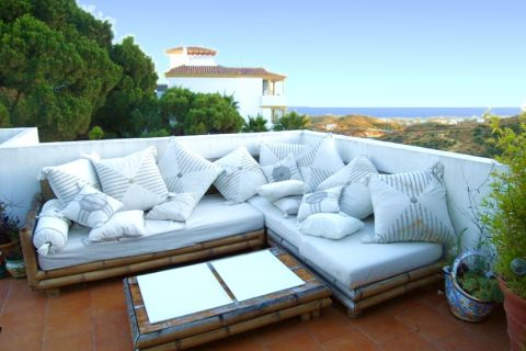 1 habitació Àtic per vendre en Calahonda