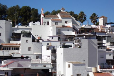 3 bedroom Village house for sale in Algarrobo