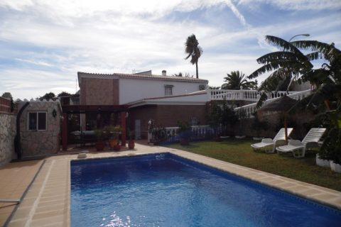 4 sovrum Villa till salu i Caleta De Velez