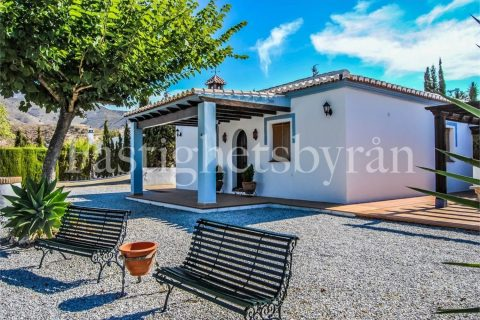 2 habitacions Masia per vendre en Canillas De Aceituno