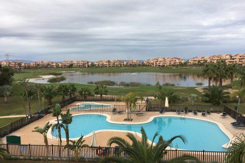 2 habitacions Apartament per llogar en Mar Menor Golf Resort