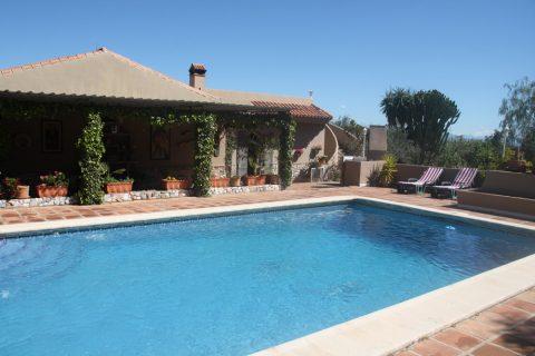 7 habitacions Hisenda per vendre en Alhaurin El Grande