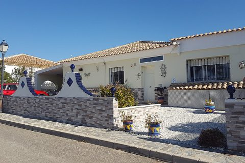 3 bedroom Villa for sale in Arboleas