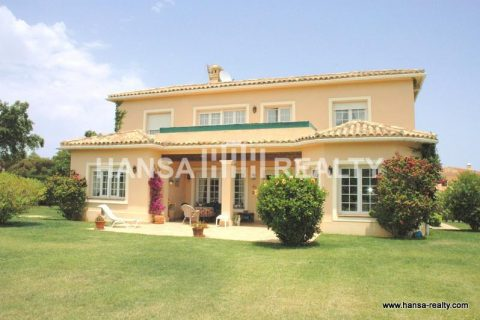 3 bedroom Villa for sale in San Roque