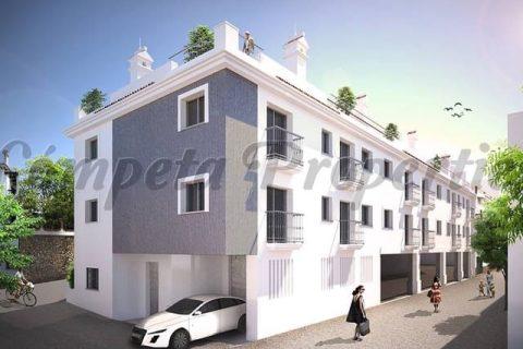 2 habitacions Apartament per vendre en Competa