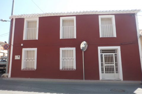 4 bedroom Town house for sale in Lorca