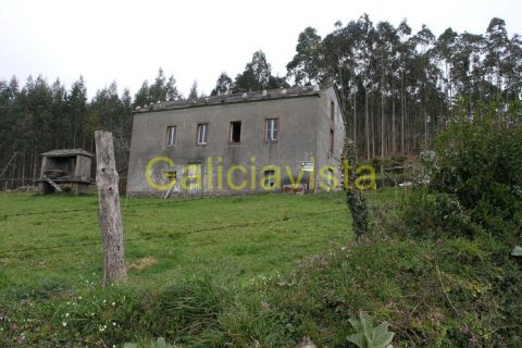 4 bedroom Country house for sale in A Ortigueira