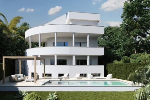 3 habitaciones Villa en venta en Benalmadena
