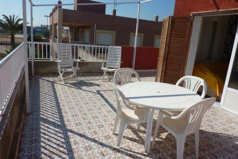 3 habitacions Apartament per llogar en Los Urrutias