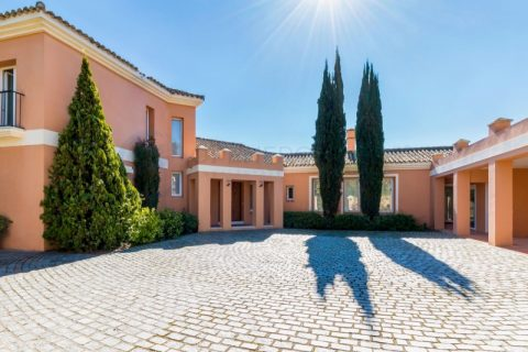 4 habitaciones Villa en venta en Sotogrande